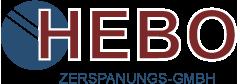 HEBO Zerspanungstechnik | CNC-Drehen und CNC-Fräsen
