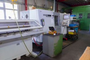 Gildemeister CTX 410 V6