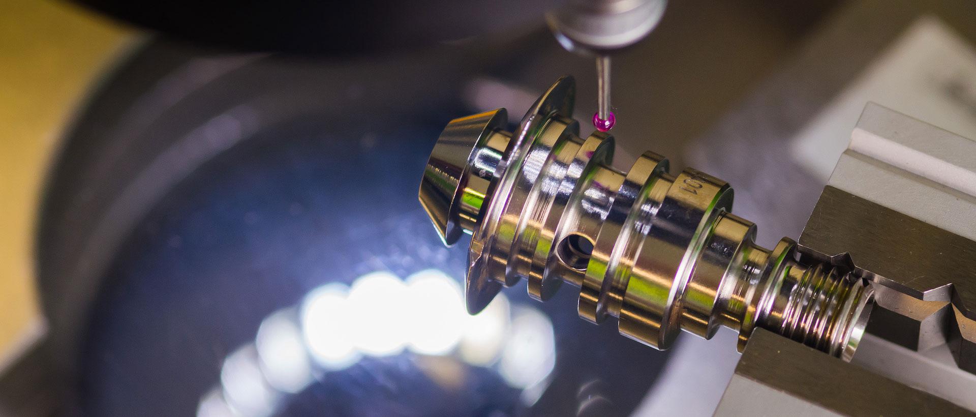 Komponenten für die Durchflussmesstechnik